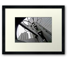 From Embarcadero Center, San Francisco, CA, 2010 Framed Print