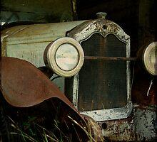 The 'Old Girl'... by Carol Knudsen