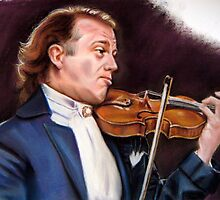 Andre Rieu by Hidemi Tada