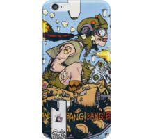 Tank Girl In A Plane! iPhone Case/Skin