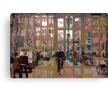 Amsterdam 25 Canvas Print