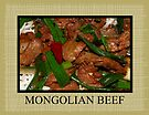 mongolian beef placemat by dedmanshootn