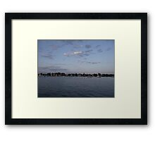 Jamestown, Rhode Island Framed Print