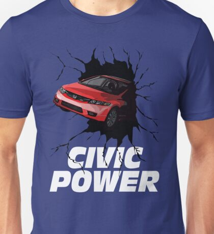Civic Power T-Shirt