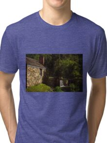 Waterloo Canal Lock Tri-blend T-Shirt