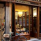 cityscapes #161, profumeria  by stickelsimages