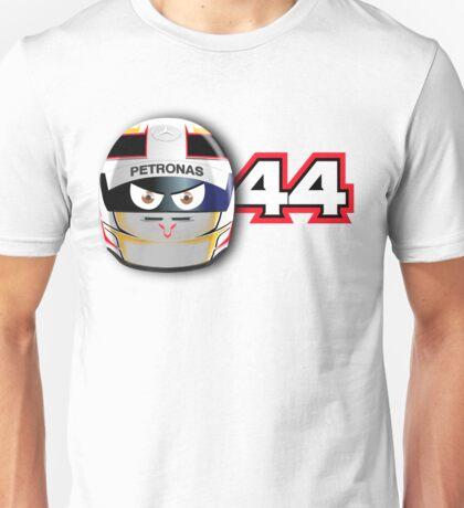 Lewis HAMILTON_2014_Helmet Unisex T-Shirt