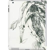 Figure corn cob iPad Case/Skin