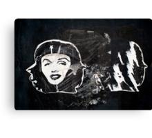Che Guevara Hat Canvas Print