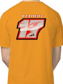 Jules BIANCHI_2014_#17_Helmet Classic T-Shirt