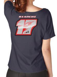 Jules BIANCHI_2014_#17_Helmet Women's Relaxed Fit T-Shirt