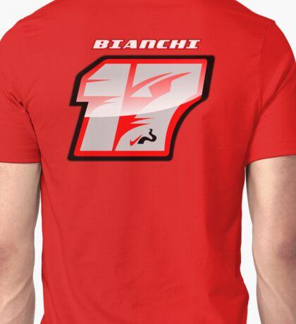Jules BIANCHI_2014_#17_Helmet Unisex T-Shirt