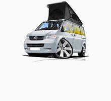 Volkswagen T5 California Camper Van Silver Unisex T-Shirt