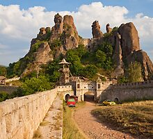 Belogradchik Fortress by Nickolay Stanev