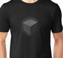 Holy cube - black Unisex T-Shirt