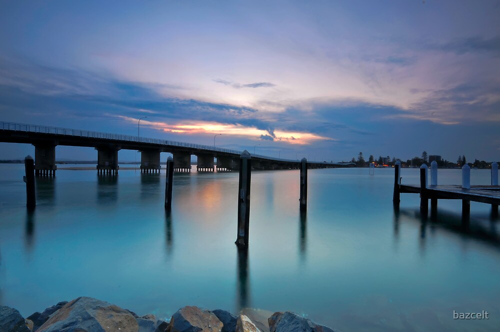 Of Bridge and Poles by bazcelt