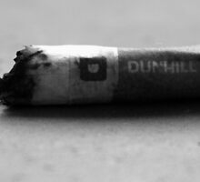 Dunhill Lying On The Ground by macaus18