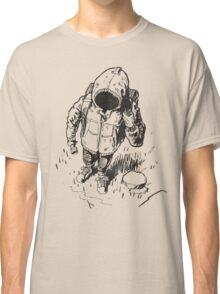 Ink Hooded Hiker Classic T-Shirt