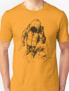 Ink Hooded Hiker T-Shirt