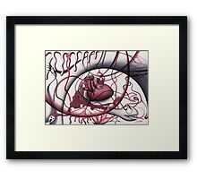 Yours To Open Framed Print