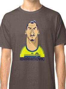 Zlatan Sweden Classic T-Shirt