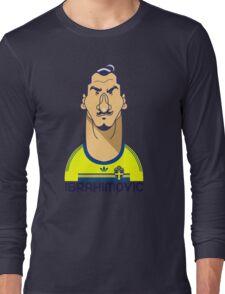 Zlatan Sweden Long Sleeve T-Shirt