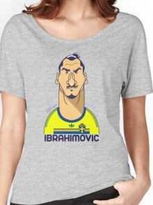 Zlatan Sweden Women's Relaxed Fit T-Shirt
