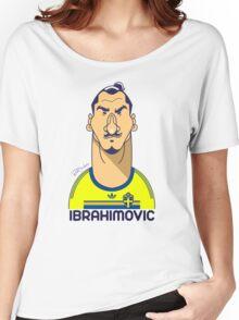 Zlatan Sweden Women's Relaxed Fit T-Shirt