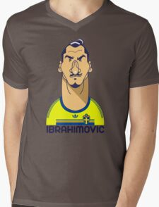 Zlatan Sweden Mens V-Neck T-Shirt