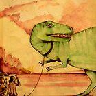 The Revolution Of Evolution  by John Dicandia  ( JinnDoW )