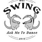 UCI Swing Club Dancing Anteaters 2015 by LeilaniSmith