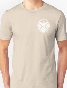 S.H.I.E.L.D. Academy Operations Division (white) Unisex T-Shirt