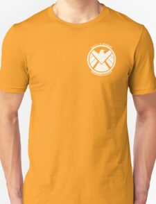S.H.I.E.L.D. Academy Operations Division (white) T-Shirt