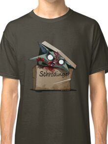 Schrödinger's Cat Solution Classic T-Shirt