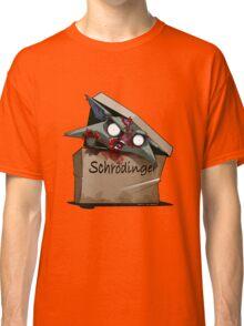 Schrödinger's Cat Solution Classic T-Shirt