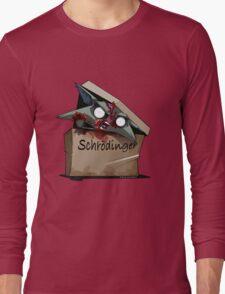 Schrödinger's Cat Solution Long Sleeve T-Shirt