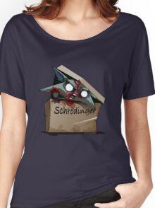 Schrödinger's Cat Solution Women's Relaxed Fit T-Shirt