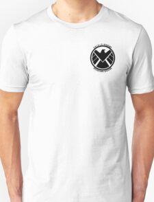 S.H.I.E.L.D. Academy Operations Division (black) T-Shirt