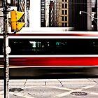 Street Car by Ken  Yan