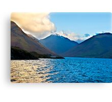 Wasdale Head -Wastwater Canvas Print