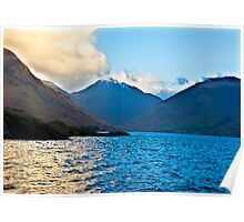 Wasdale Head -Wastwater Poster