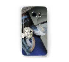 Sherlock Is Home Samsung Galaxy Case/Skin
