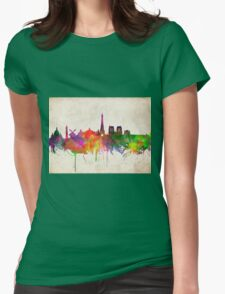 paris skyline abstract 10 T-Shirt