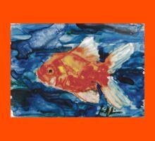 Goldfish Kids Tee
