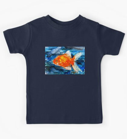 Goldfish Kids Tee