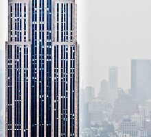 Empire State Building - New York by Ken  Yan