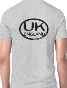 uk england tshirt by rogers bros Unisex T-Shirt