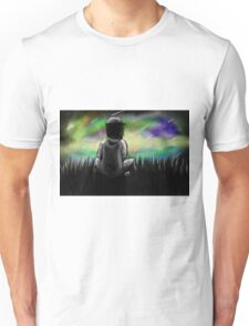 Stargazing. Unisex T-Shirt