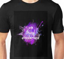 Taylor Swift Wonderland Unisex T-Shirt