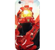 Fancy Spartan! iPhone Case/Skin